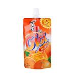 Cici Jelly Juice Drink, Orange - 5.2 oz pouch