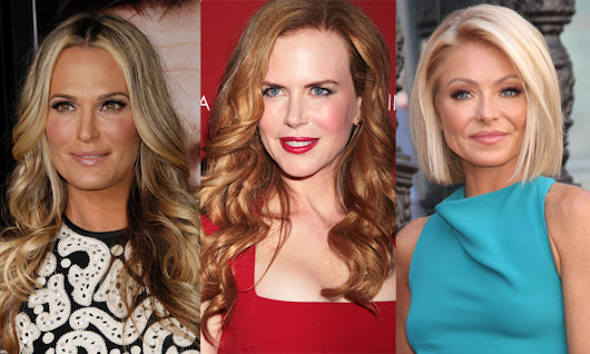 Hollywood's Best Botox