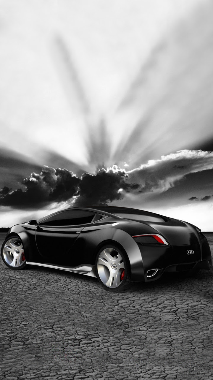 HTC One X Wallpapers: Concept Car android wallpaper Android Wallpapers