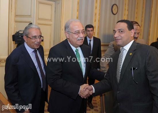 اجتماع رئيس مجلس الوزراء بنواب محافظه اسيط (9)