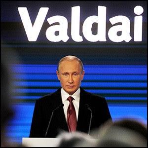 Путин управляет не только Россией?