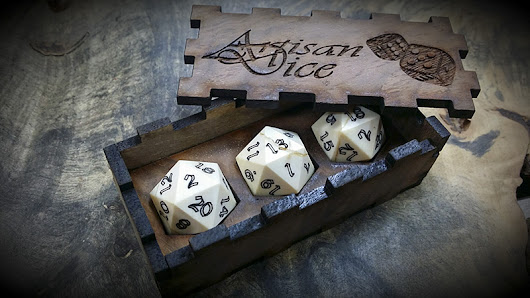 Wounded Warrior Project - Artisan Dice