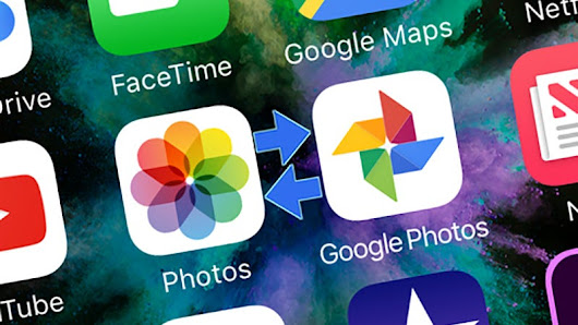 How to Move Your Photo Library Between Apple Photos and Google Photos