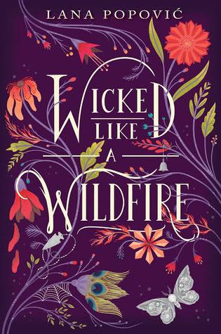 Risultati immagini per wicked like a wildfire
