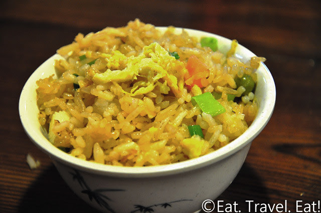 Zen Buffet- Monrovia, CA: Fried Rice