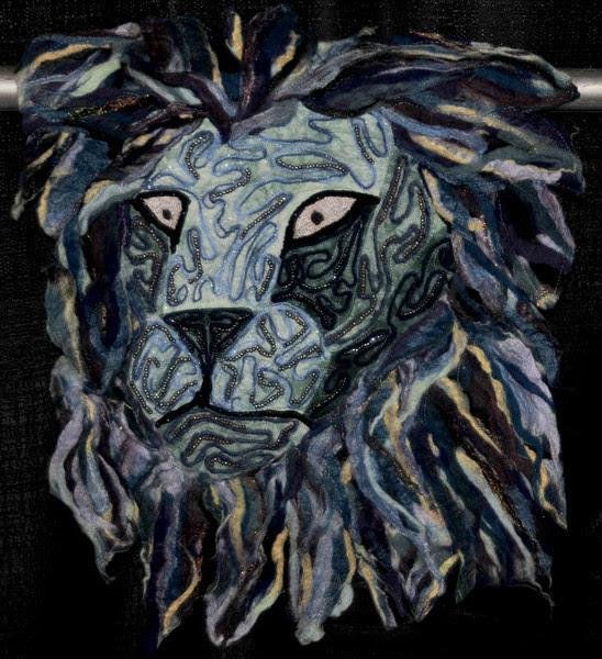 Lion in Winter by Alisa Siceloff