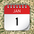 Your Ultimate January 2013 Financial Calendar