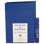 Blu Mediterraneo Cedro Di Taormina Sample by Acqua Di Parma 0.04 oz Vial (sample) for Women