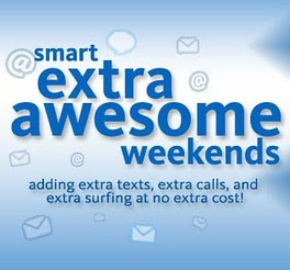 smart extra awesome weekends