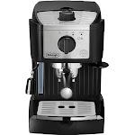 DeLonghi - Espresso Maker/Coffeemaker - Black