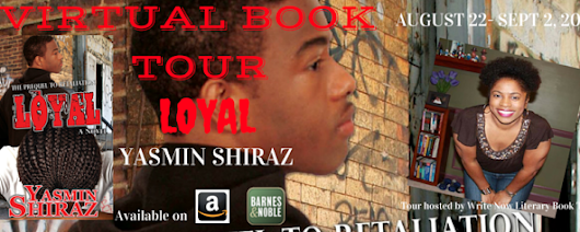Author Interview: Loyal by Yasmin Shiraz | Dee S Writes