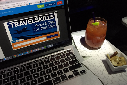 How I bid on a transcon upgrade and won - TravelSkills