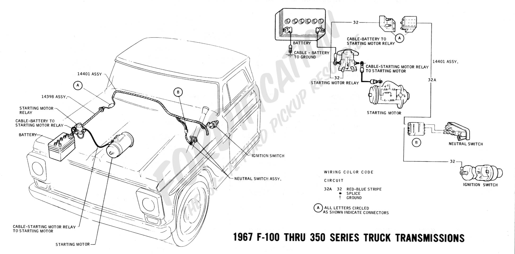 79 Ford Ignition Wiring Diagram