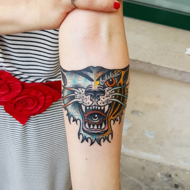 115 Best Tiger Tattoo Meanings Design For Men And Women 2019