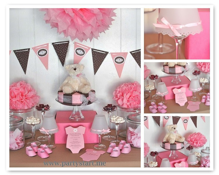 Strawberry, Chocolate and Vanilla Bear Baby Shower - Project Nursery