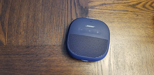 Bose SoundLink Micro Bluetooth Speaker Review | Stimulated Boredom