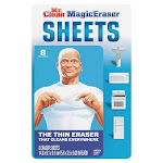 Procter & Gamble 250540 Magic Eraser Sheets - 8 Count