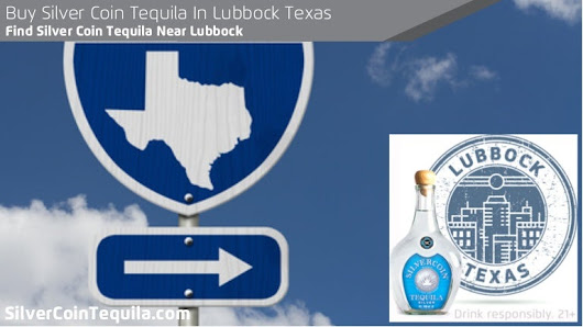 Buy Silver Coin Tequila In Lubbock Texas