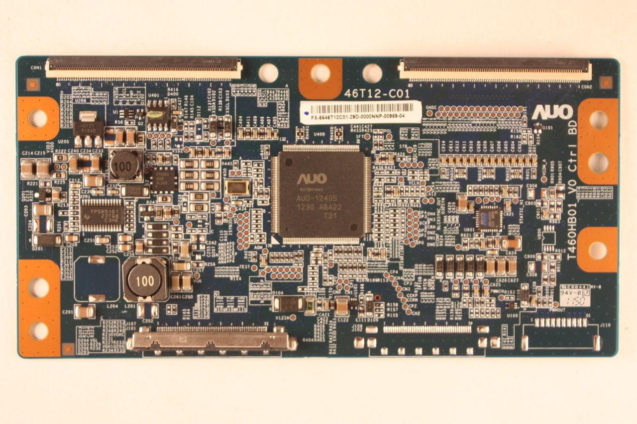 """Vizio 46"""" M3D460SR 55.46T12.C01 LED LCD 3D Smart TV T-Con ..."""