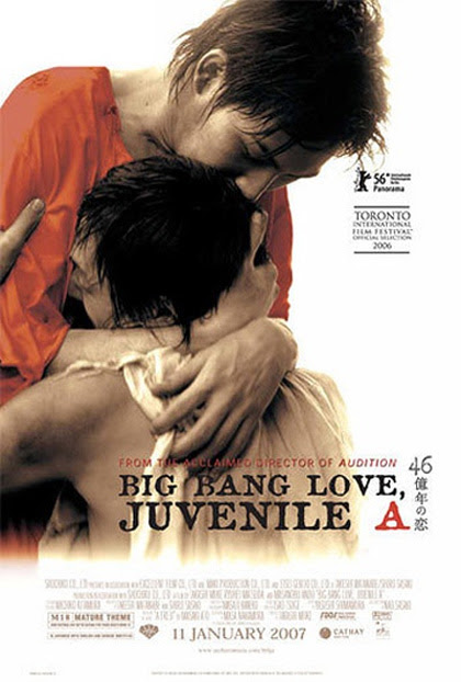 Risultati immagini per big bang love juvenile a poster