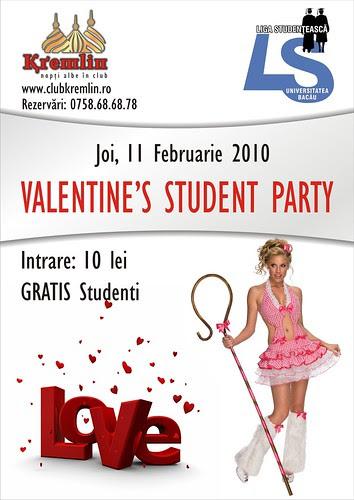 student party  kremlin valentines inimabacaului.ro
