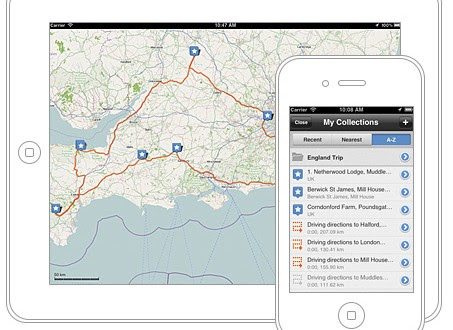 Gear Review: Galileo Offline Maps Version 3.0 - Two Wheel Travel