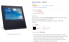 Deal: Save $80 on Amazon Echo Show, 4K Fire TV for $54 in device sale