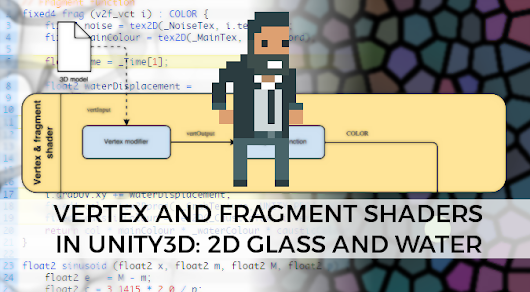 Vertex and fragment shaders in Unity3D – Alan Zucconi