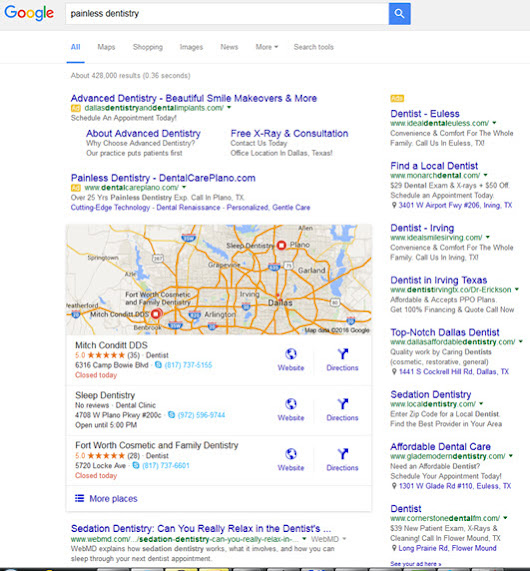 Dallas SEO -