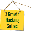 Wiwitness - Three simple growth-hacking sutras