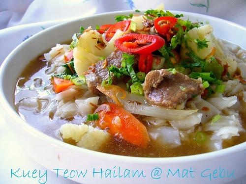 Kuey Teow Hailam