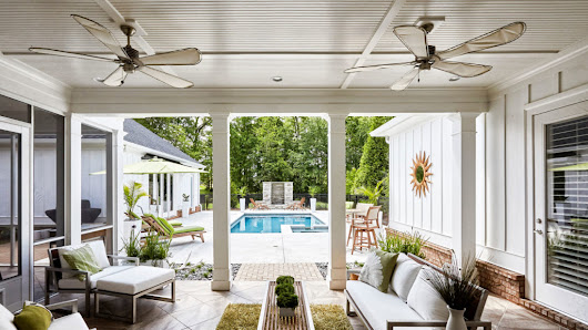 7 Weatherproof Patio Design Tips for Decor That Stands the Test of Time