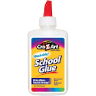 Cra-Z-Art Washable School Glue - 4 oz bottle