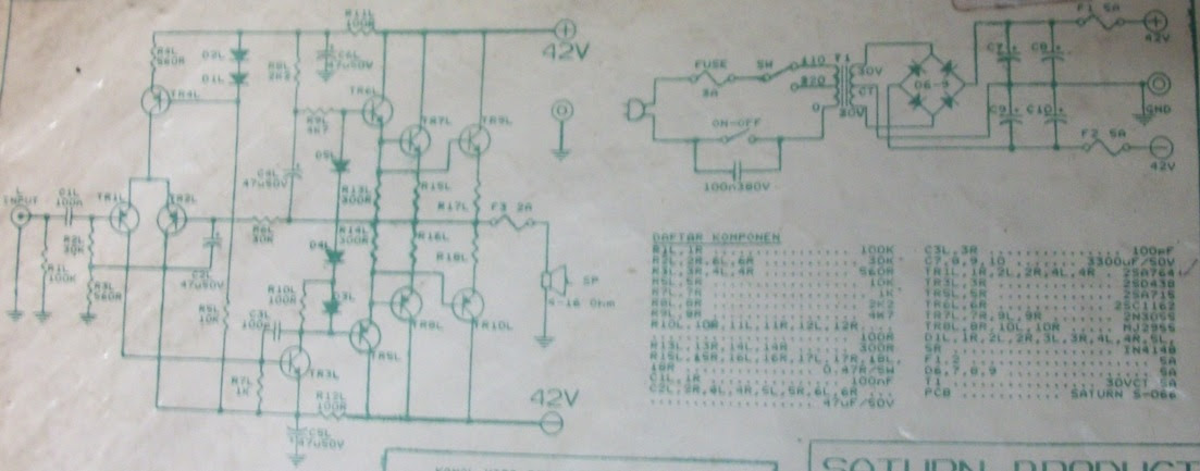 Layout Pcb Power 140w - Circuit Diagram Images