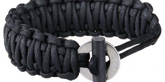 Getting The Best Paracord Survival Straps And Bracelets