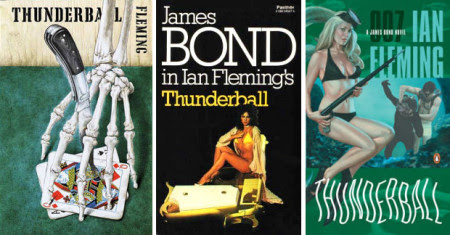 Thunderball | The James Bond Books by Ian Fleming