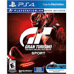 Gran Turismo Sport [PS4 Game]