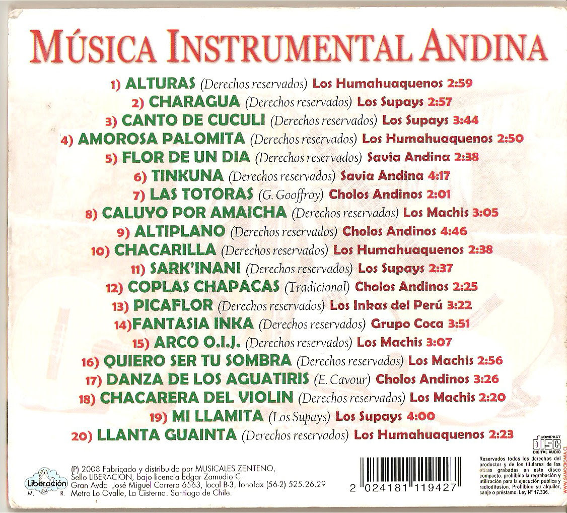 musica instrumental album descargar google