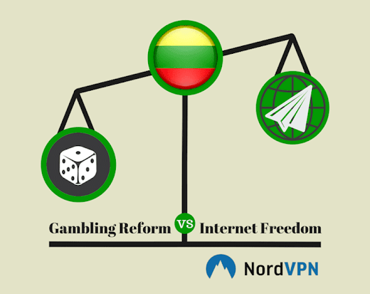 Lithuania on brink of introducing site blocking as part of gambling reform   | NordVPN