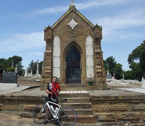 Cemetery in Vallejo