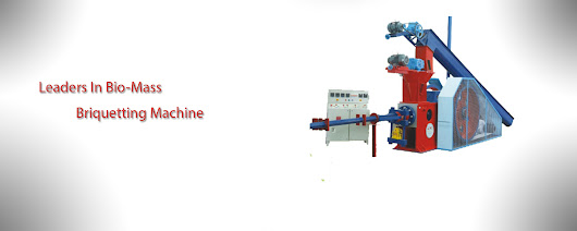Jay Khodiyar Agro Tech India - Briquetting Machine, Briquetting Press, Manufacturers, Suppliers