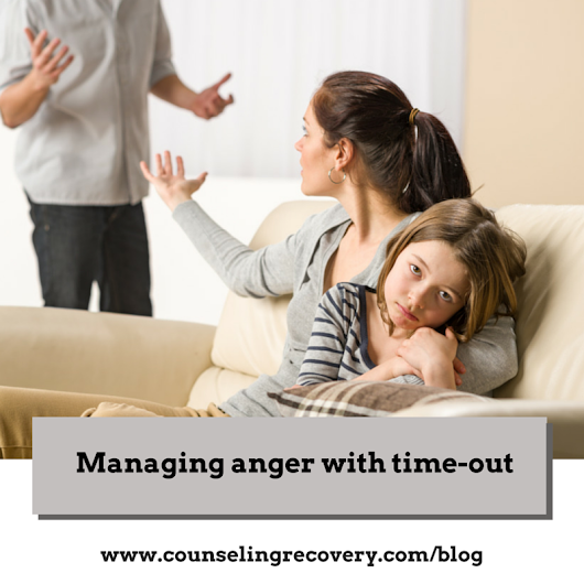 Managing Anger with Time Out
