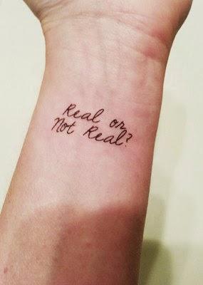 Especial Tatuajes Literarios