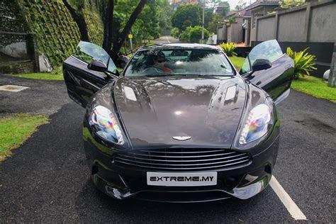 Aston Martin Wedding Car Rental Malaysia   Get Yours Now
