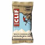 Energy Bar, White Chocolate Macadamia Nut, 2.4oz, 12/Box