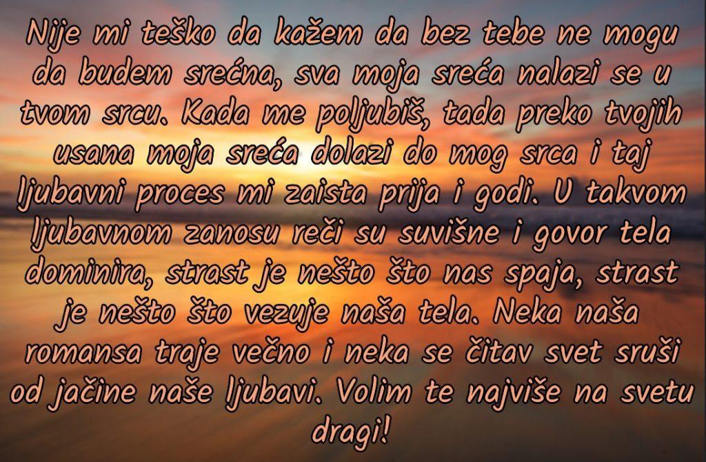 Stihovi za jutro ljubavni dobro BUKA Magazin