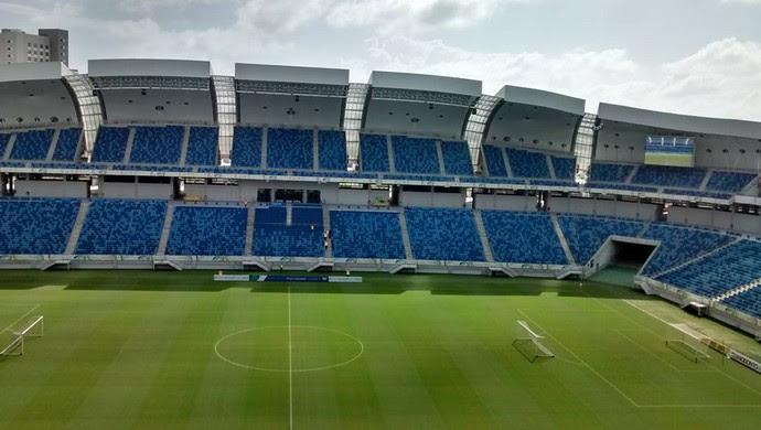Arena das Dunas TR  (Foto: Ricardo Silva)