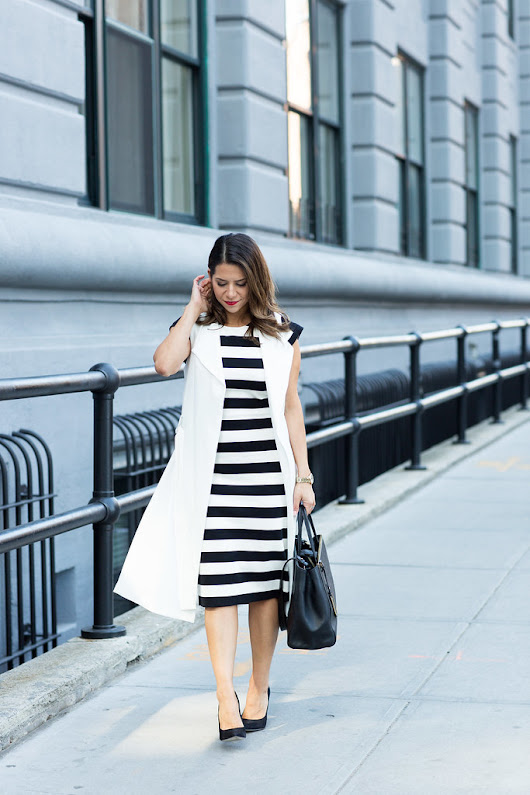 Little Striped Dress