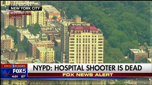 Report: Multiple People Shot at NYC Hospital, Shooter Is Dead
