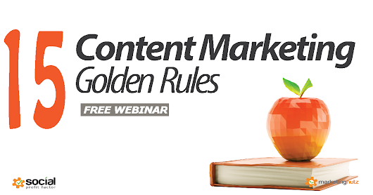 15 Golden Rules of Content Marketing in 2018